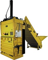 Industrial High Volume Baler