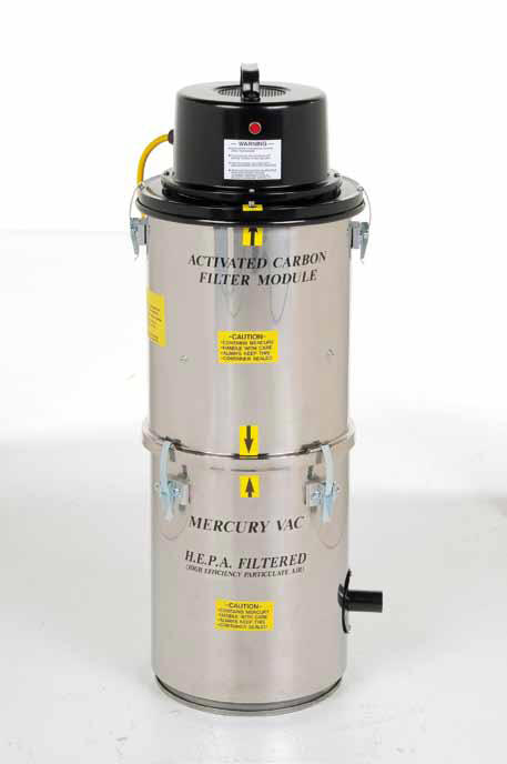 HEPA Filter - Carbon Filter - Vacuum System